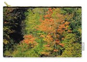 Trees And Falls Carry-all Pouch
