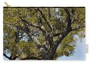 Trees And Flowers Carry-all Pouch