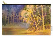 Trees And Water Carry-all Pouch