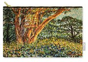 Trees At Sunset In Lafayette Park Carry-all Pouch
