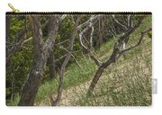 Trees At The Edge Of A Dune At Silver Lake Carry-all Pouch