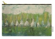 Trees By The River Carry-all Pouch