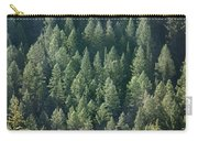1a9502-trees Lit Up, Wy Carry-all Pouch
