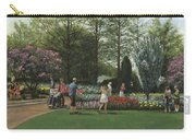 St. Louis Botanical Garden Trees Carry-all Pouch