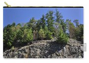 Trees Growing On The Edge Carry-all Pouch