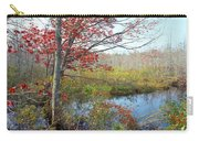 Trees In A Forest, Damariscotta Carry-all Pouch