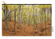 Trees In A Forest, Stephen A. Forbes Carry-all Pouch