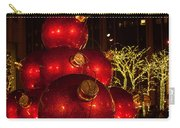 Trees Lights And Ornaments Carry-all Pouch