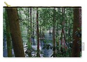 Trees Carry-all Pouch by Nelson Watkins