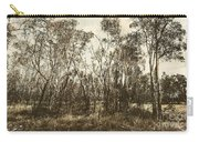 Trees Of Ashburn Carry-all Pouch