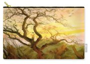 Trees Of Crows Carry-all Pouch