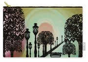 Trees Of Lights Carry-all Pouch
