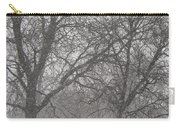 Trees Of Silence Carry-all Pouch