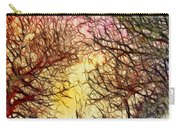 Trees Of The Four Seasons Carry-all Pouch