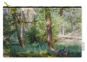 Trees Of The Rainforest Carry-all Pouch