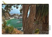 Trees Over Mcway Falls Carry-all Pouch