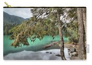 Trees Overhanging Cheakamus Lake Carry-all Pouch