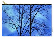 Trees So Tall In Winter Carry-all Pouch