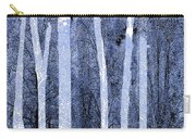 Trees Square Carry-all Pouch