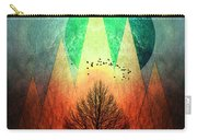 Trees Under Magic Mountains I I Carry-all Pouch
