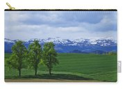 Trees With Mountains Carry-all Pouch