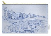 Trenby Bay Blueprint Carry-all Pouch
