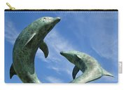 Tresco Dolphins Carry-all Pouch
