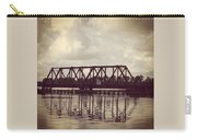 Trestle On The Pamlico River Carry-all Pouch