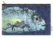 Gyotaku Trevally Carry-all Pouch