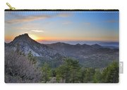 Trevenque Mountain At Sunset  2079 M Carry-all Pouch