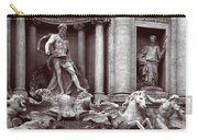 Trevi Fountain Detail Carry-all Pouch