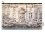 Trevi Fountain Rome Carry-all Pouch