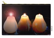 Tri Candles Carry-all Pouch