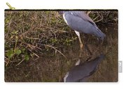 Tri-colored Heron 1 Carry-all Pouch