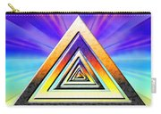 Triangle Pathway Carry-all Pouch