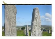 Triangular Callanish Stone Carry-all Pouch