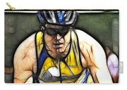 Triathalon Competitor Carry-all Pouch