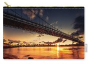 Triboro Sunset Carry-all Pouch