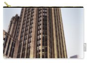 Tribune Tower Facade Carry-all Pouch