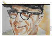Tribute To Edward Logan My Grandfather  Carry-all Pouch