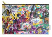 Tribute To Rebbe Shimon Carry-all Pouch