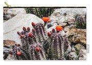 Trichocereus Cactus Flowers Carry-all Pouch