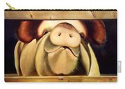 Tricia The Pig Carry-all Pouch
