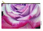 Tricolor Rose Carry-all Pouch