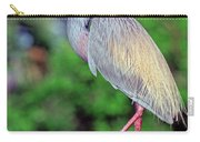 Tricolored Heron In Breeding Plumage Carry-all Pouch