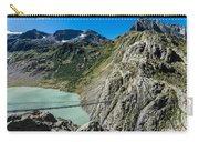 Triftsee Suspension Bridge - Gadmen - Switzerland Carry-all Pouch