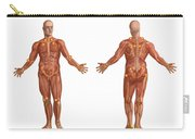 Trigger Points On The Human Body Carry-all Pouch