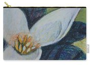 Trillium Flower Carry-all Pouch