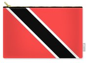 Trinidad And Tobago Flag Carry-all Pouch