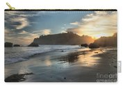 Trinidad Beach Reflections Carry-all Pouch